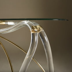 The image for Bow Glass Console 20210126 Valerie Wade 0232 V1