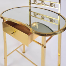 The image for Brass Dressing Table Mirror Lights 04