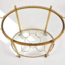 The image for Brass Drinks Trolley 04