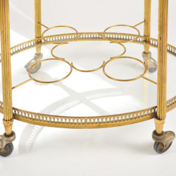 The image for Brass Drinks Trolley 05
