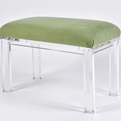 The image for Carmichael Lucite Bench 02