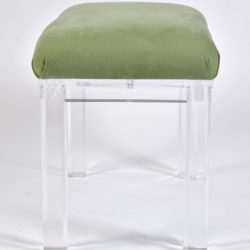The image for Carmichael Lucite Bench 03