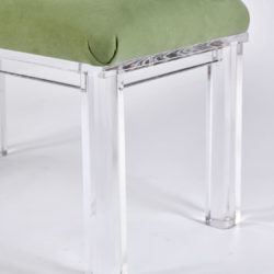 The image for Carmichael Lucite Bench 04