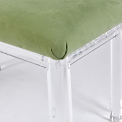 The image for Carmichael Lucite Bench 05