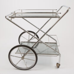 The image for Chrome Drinks Trolley00001