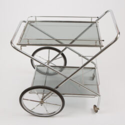 The image for Chrome Drinks Trolley00002