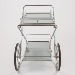 The image for Chrome Drinks Trolley00004