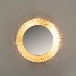 The image for Circular Backlit Mirror 0393