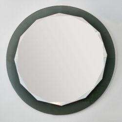 The image for Cystal Arte Circular Mirror 01