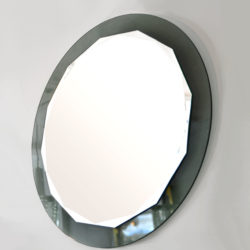 The image for Cystal Arte Circular Mirror 02