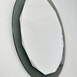 The image for Cystal Arte Circular Mirror 03
