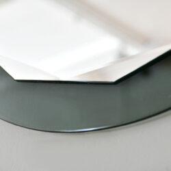 The image for Cystal Arte Circular Mirror 04