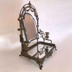 The image for Edwardian Table Mirror 01 Vw
