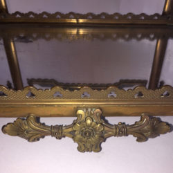The image for Edwardian Table Mirror 04 Vw