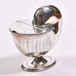 The image for English Silver Plate Cornucopia 02