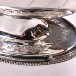 The image for English Silver Plate Cornucopia 05