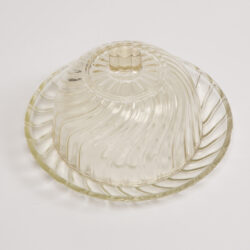 The image for Glass Cheese Dish00002