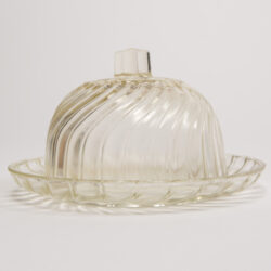 The image for Glass Cheese Dish00005