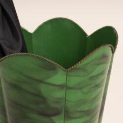 The image for Green Italian Umbrella Stand 0641