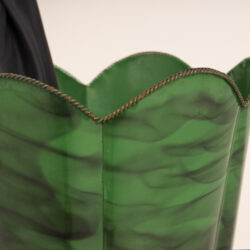 The image for Green Italian Umbrella Stand 0647