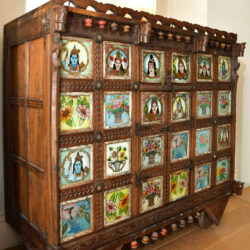 The image for Indian Dowry Chest 02