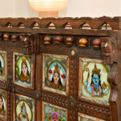 The image for Indian Dowry Chest 04