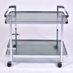 The image for Italian 1970S Drinks Trolley 02