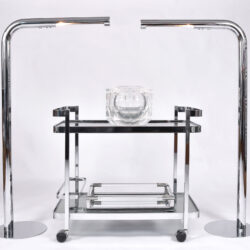The image for Italian 1970S Drinks Trolley 07