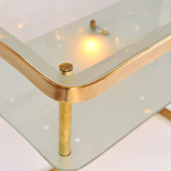 The image for Italian Brass Dressing Table 07