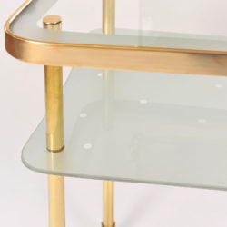 The image for Italian Brass Dressing Table 08
