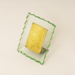 The image for Italian Glass Picture Frames 0285