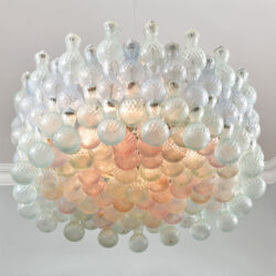 The image for Large 1950S Seguso Chandelier 01