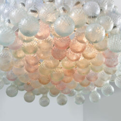 The image for Large 1950S Seguso Chandelier 02