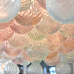 The image for Large 1950S Seguso Chandelier 04