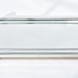 The image for Large Chrome Mirrored Tray 02