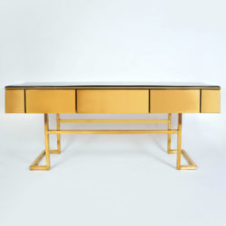 The image for Long Brass Sideboard 01