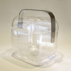 The image for Lucite Cube Ice Bucket 02