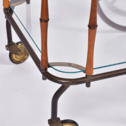 The image for Maison Jansen Bamboo Trolley 04