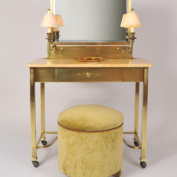 The image for Marble Topped Dressing Table 02