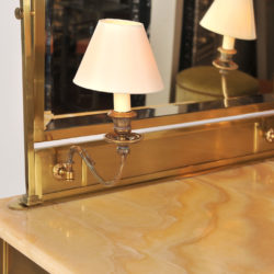 The image for Marble Topped Dressing Table 04