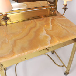 The image for Marble Topped Dressing Table 05