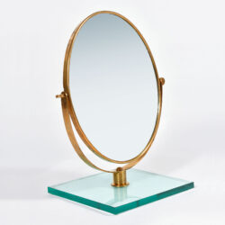The image for Oval Table Mirror 01