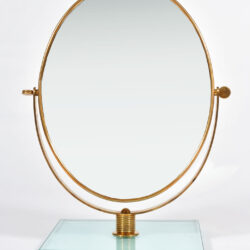 The image for Oval Table Mirror 02