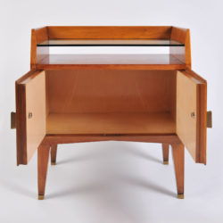 The image for Pair Italian 50S Bedsides 06