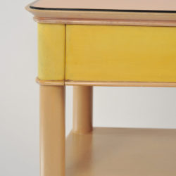 The image for Pair Italian Painted Bedsides 03