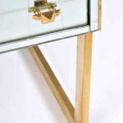 The image for Pair Mirrored Bedsides 06