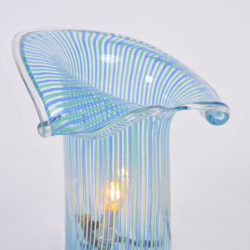The image for Pair Organic Glass Lamps 03