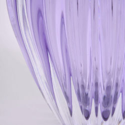 The image for Pair Purple Vase Lamps 05