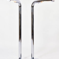 The image for Pair Us Chrome Standard Lights 02