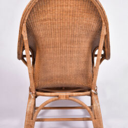 The image for Pair Us Wicker Armchairs 05